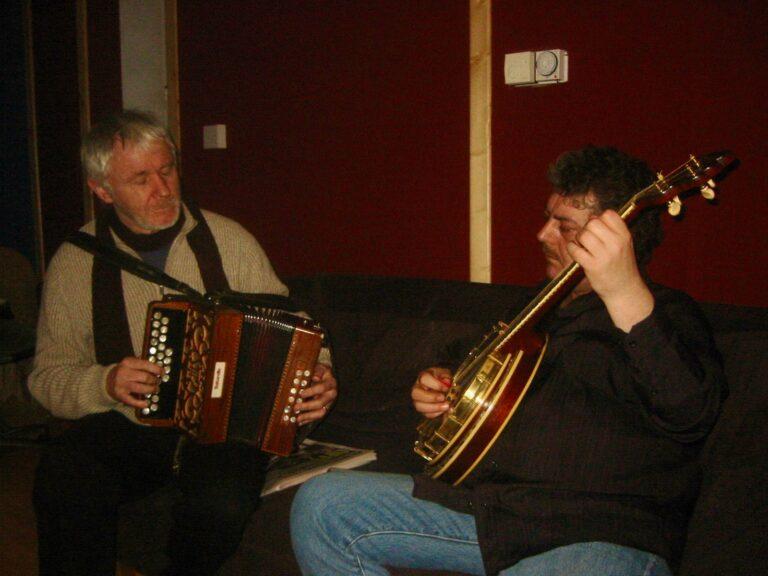 Máirtín O'Connor & Cathal Hayden